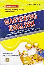 toko buku rahma: buku MASTERING ENGLISH, pengarang nurholis, penerbit pustaka setia