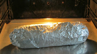рулет мясной печется в духовке