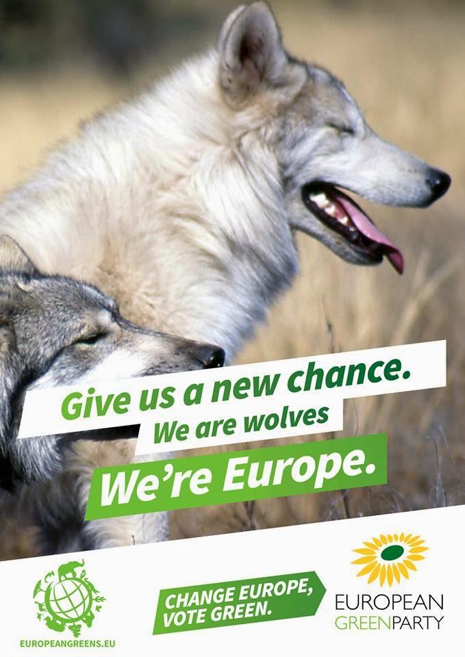Am 25.5. ist Europawahl