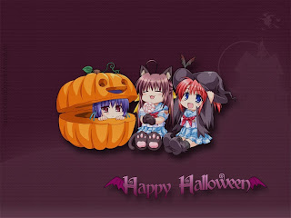 cute happy halloween