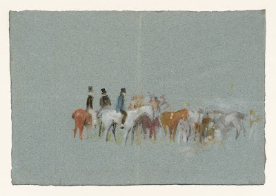 Turner - the meet,1827