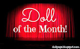 Doll of the Month