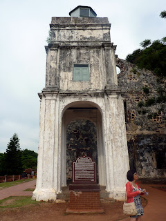 capilla St Paul , Iglesia Malaca