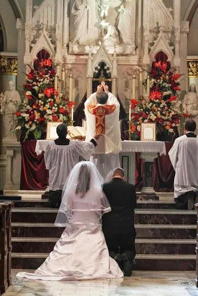 Matrimonio Druso Catolico : O sacramento do matrimÔnio