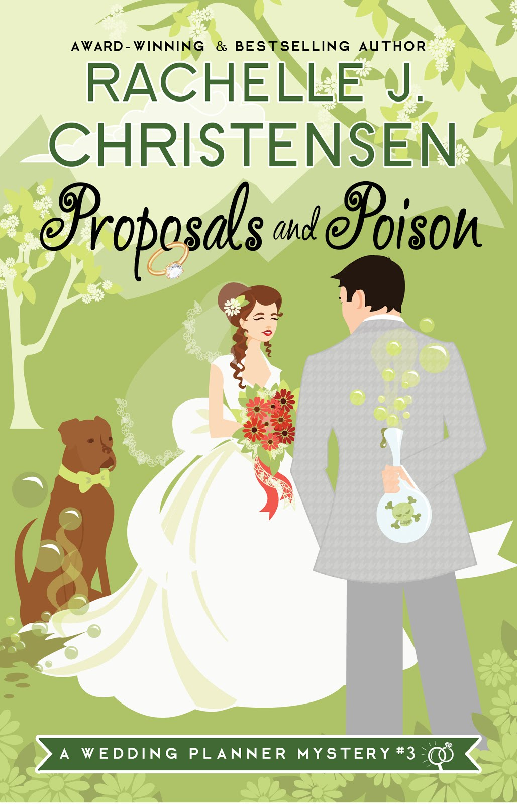 #3 in the Wedding Planner Mystery Series
