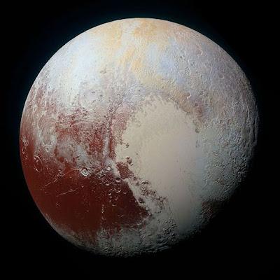 Somos enanos a hombros de gigantes: de Plutón a 2012 VP113 y más allá