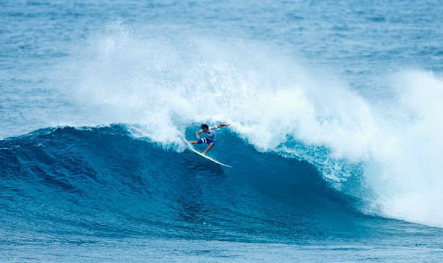 14 Vans World Cup of Sufing 2014 Julian Wilson Foto ASP