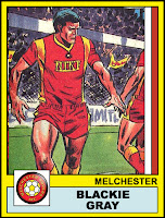 Blackie Gray - Melchester Rovers