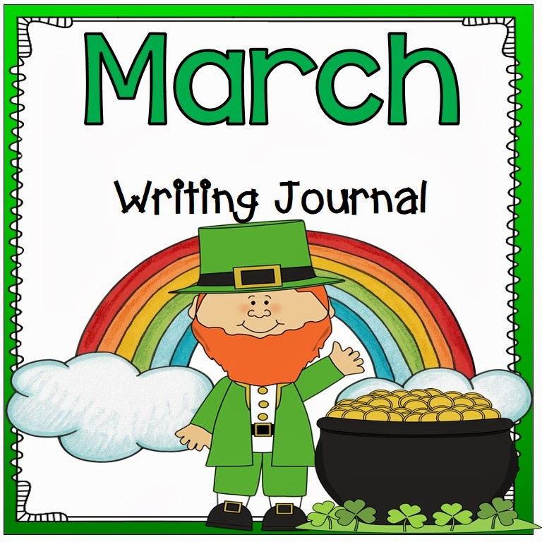http://www.teacherspayteachers.com/Product/Writing-Journal-for-March-570046