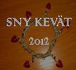 SNY-kevät 2012