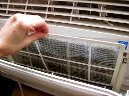 Filtro de aire acondicionado