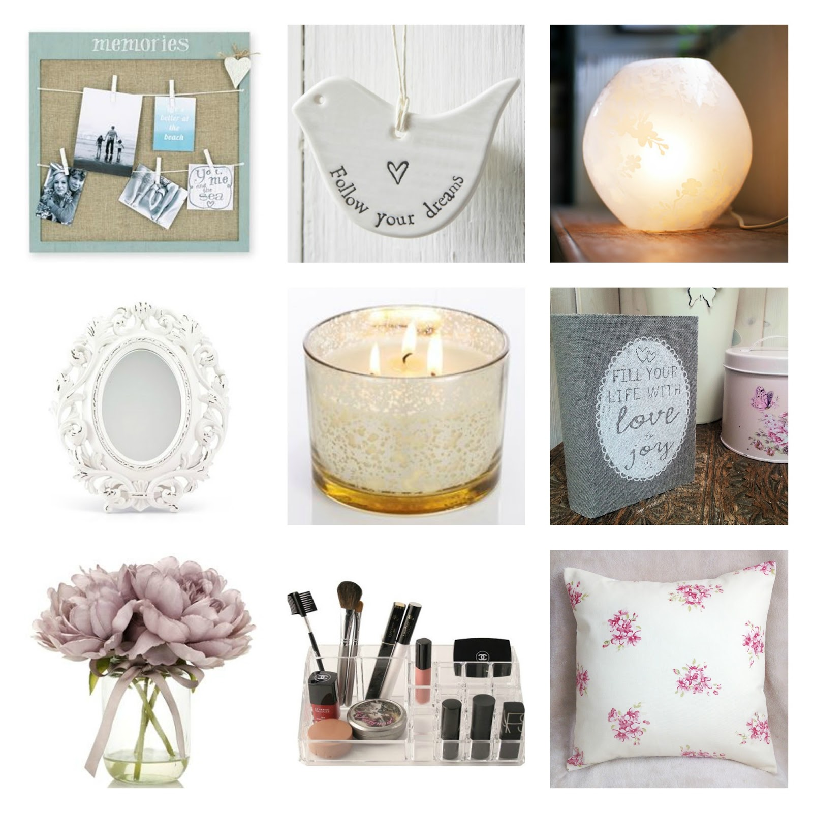 Wish list uni room d cor moments of beauty wars for Room decor list