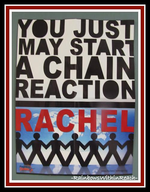 photo of: Rachel's Challenge Poster