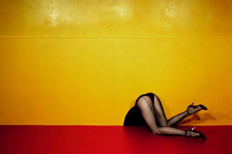 Los 10 fotógrafos de moda más prestigiosos: Guy Bourdin