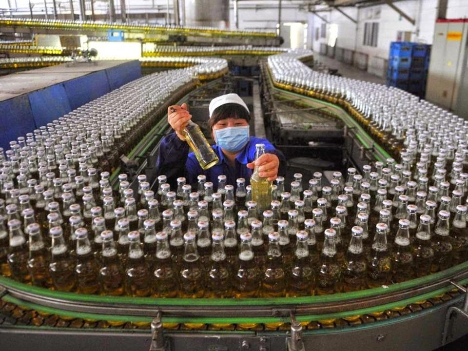 GERENCIA INDUSTRIAL: Gerencia Industrial - Tipos de Industria