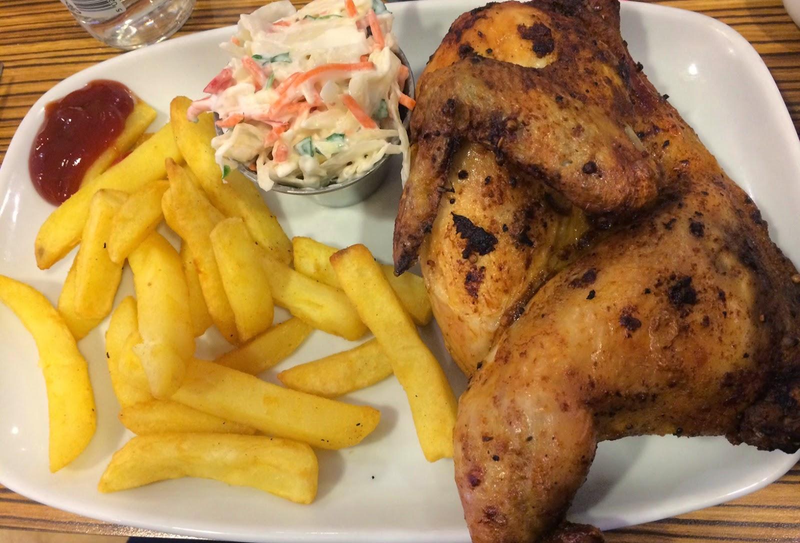 Travelodge Birmingham Airport food options