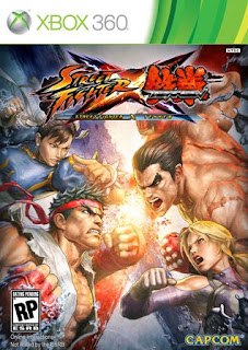 Download Street Fighter X Tekken XBOX360