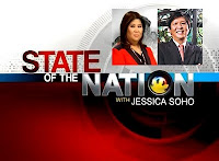 Watch State of the Nation with Jessica Soho Pinoy TV Show Free Online.