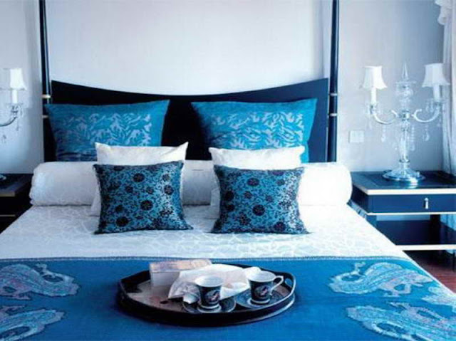 blue bedroom paint color ideas 5 small interior ideas