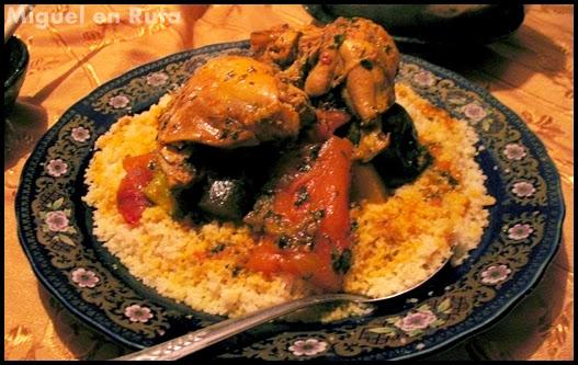 Cuscús-Marruecos