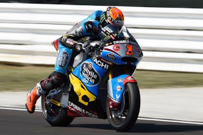 Hasil Lengkap Latihan Bebas 3 Moto2 Misano, San Marino 2015