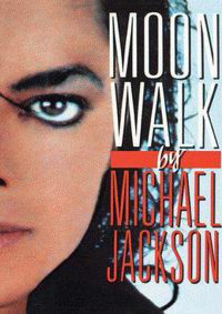 "Cover of ""Moonwalk"", autobiography of Michael Jackson"