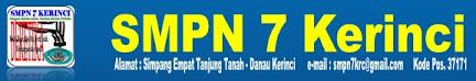 SMPN 7 Kerinci