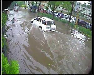 Banjir besar Jakarta 2013 siklus banjir 5thn+1thn akhirnya terjadi juga