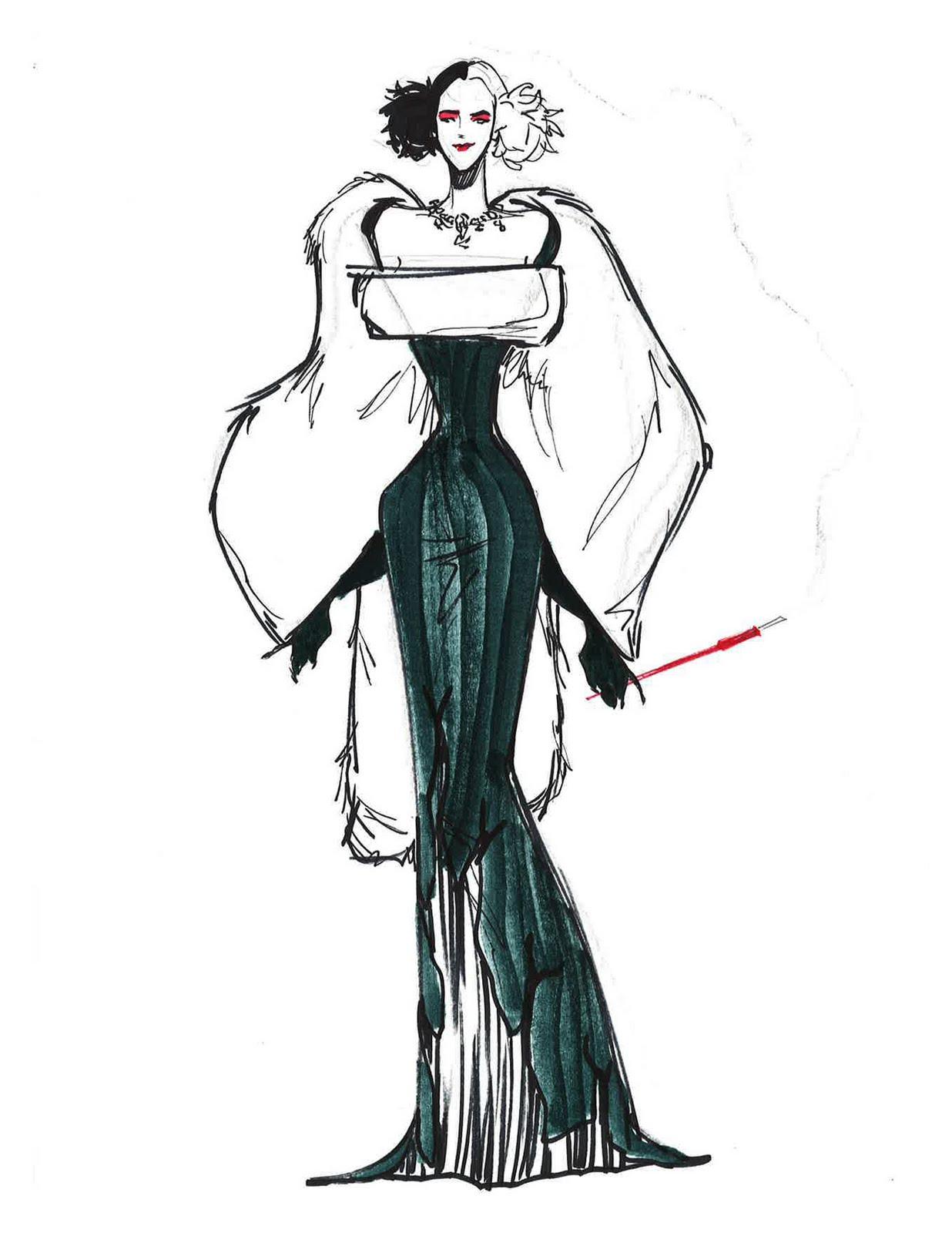 Cruella de vil fashion 76