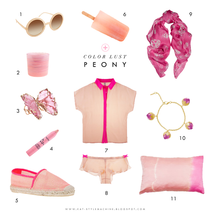 peony pink color top picks style wardrobe for spring