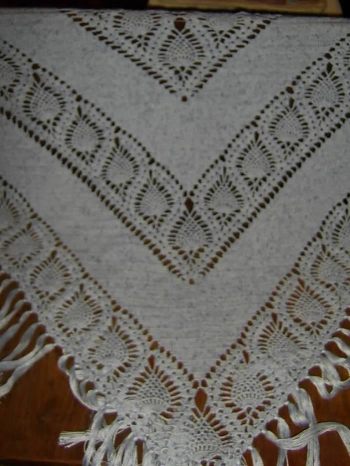 Knitting Shawl Patterns : Free knitting pattern best swollen shawl patterns