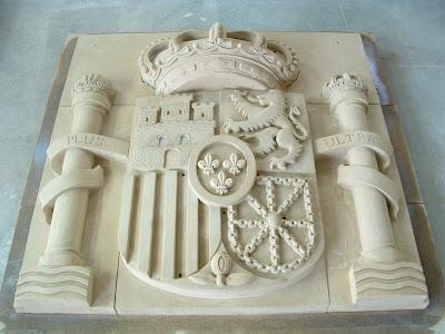 Escudo constitucional de Espanya
