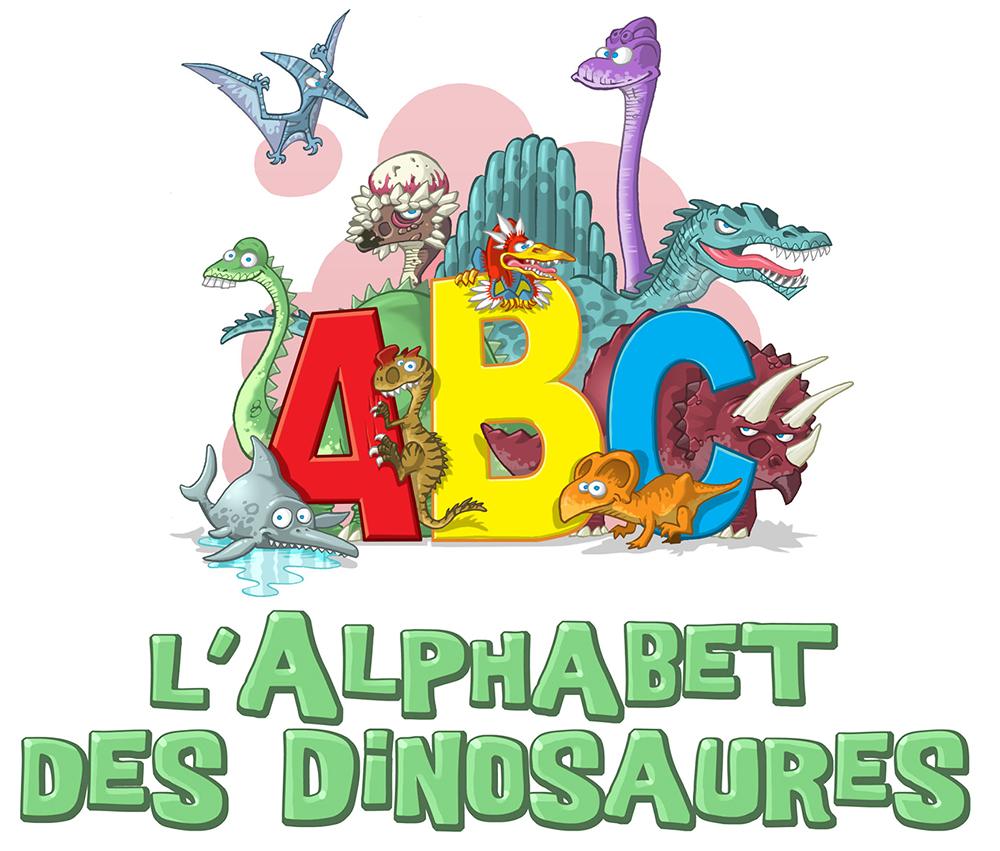 L'Alphabet des Dinosaures