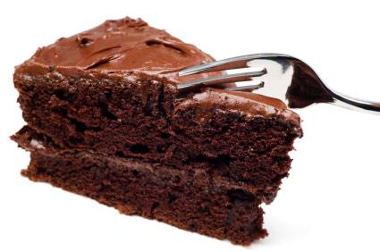 England White Chocolate Dark Chocolate Fudge Cake Recipe