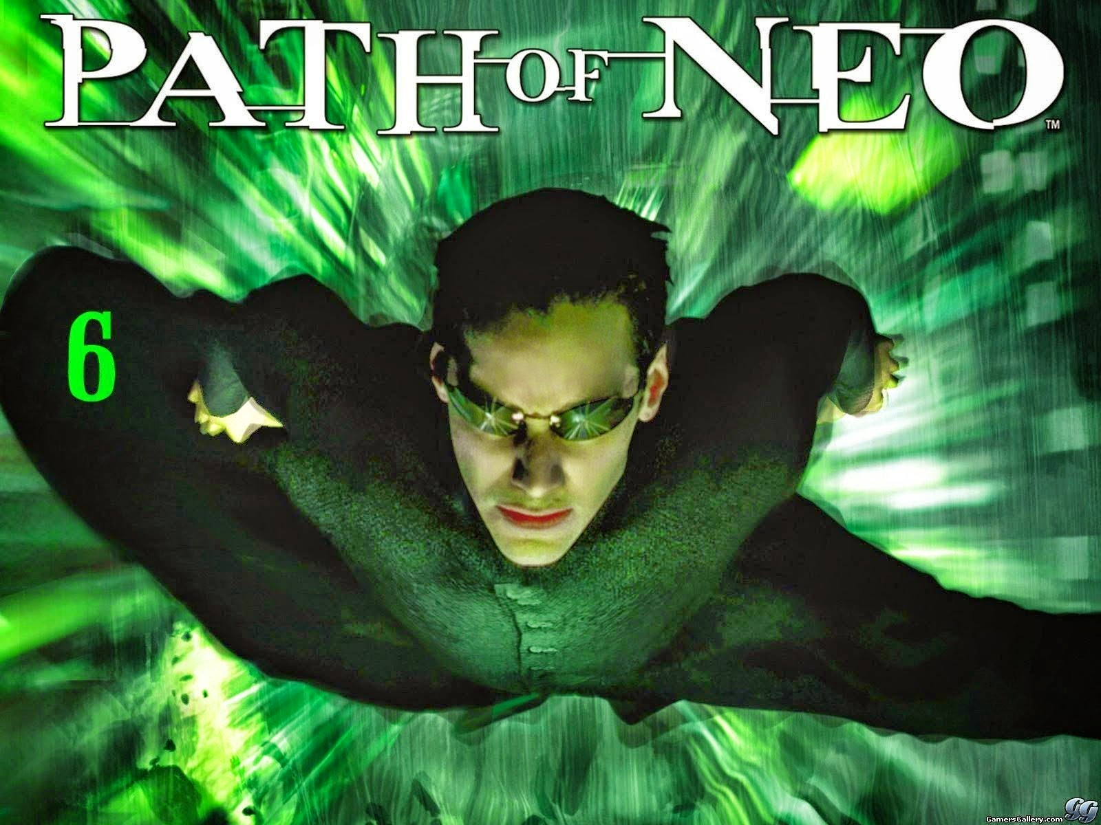 Matrix The Path Of Neo Game