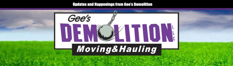 Gees Demolition