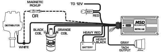 Msd Ignition Wiring Schematic Nilzanet – Msd Ignition Wiring Diagram