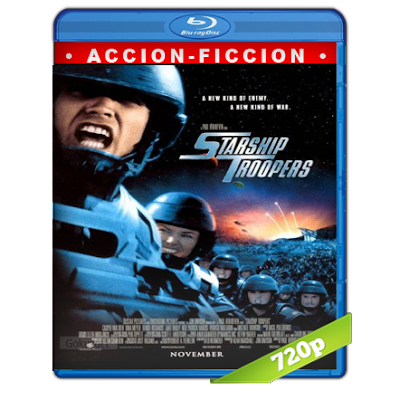 Invasion (1997) BRRip 720p Audio Trial Latino-Castellano-Ingles 5.1