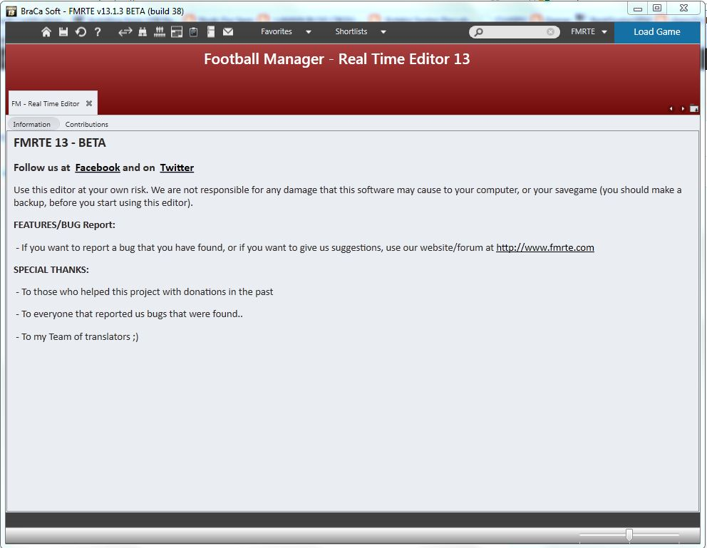 Download editor do fm 2013