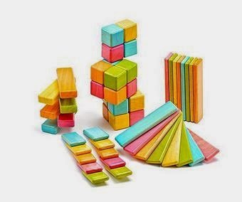 TEGU Magnetic Blocks for Kids!