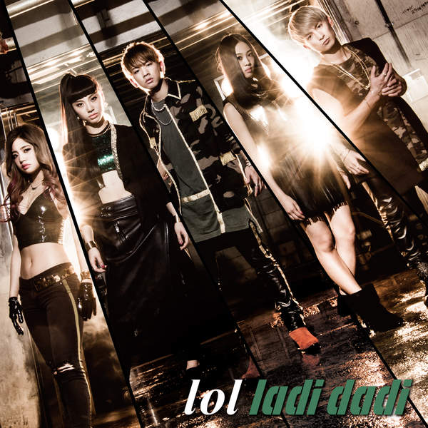 [Single] lol-エルオーエル- – ladi dadi (2016.01.27/MP3/RAR)