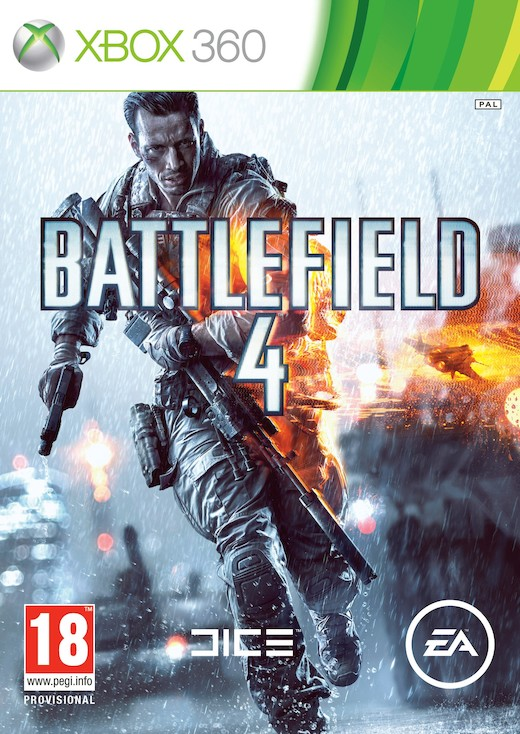[XBOX 360] Battlefield 4 download