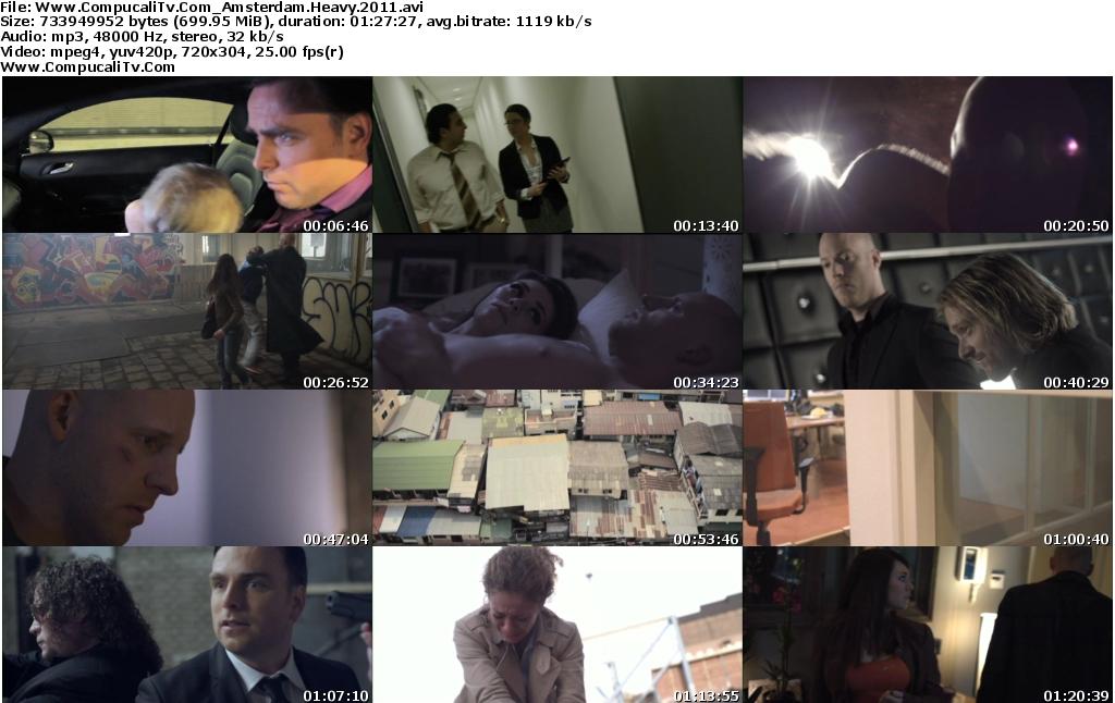 Amsterdam Heavy 2011 [DVDRip] Subtitulos Español Latino Descargar [1 Link]