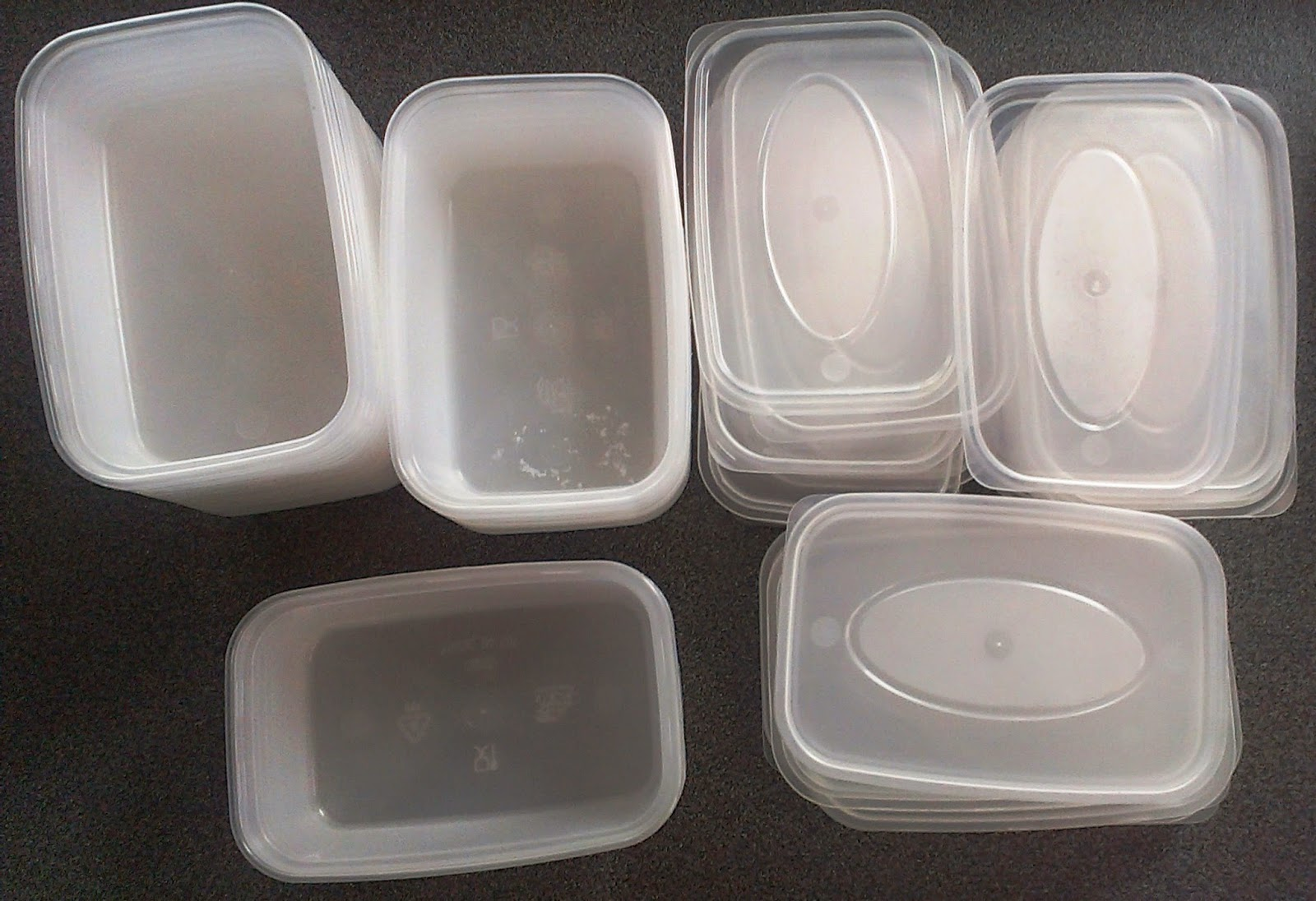 Chinese Takeaway Boxes