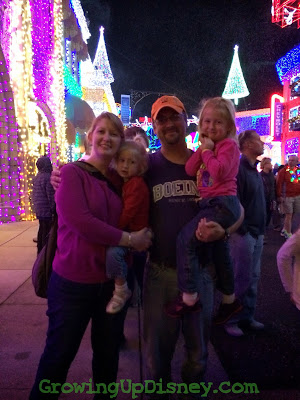 Growing Up Disney, Osborne Lights