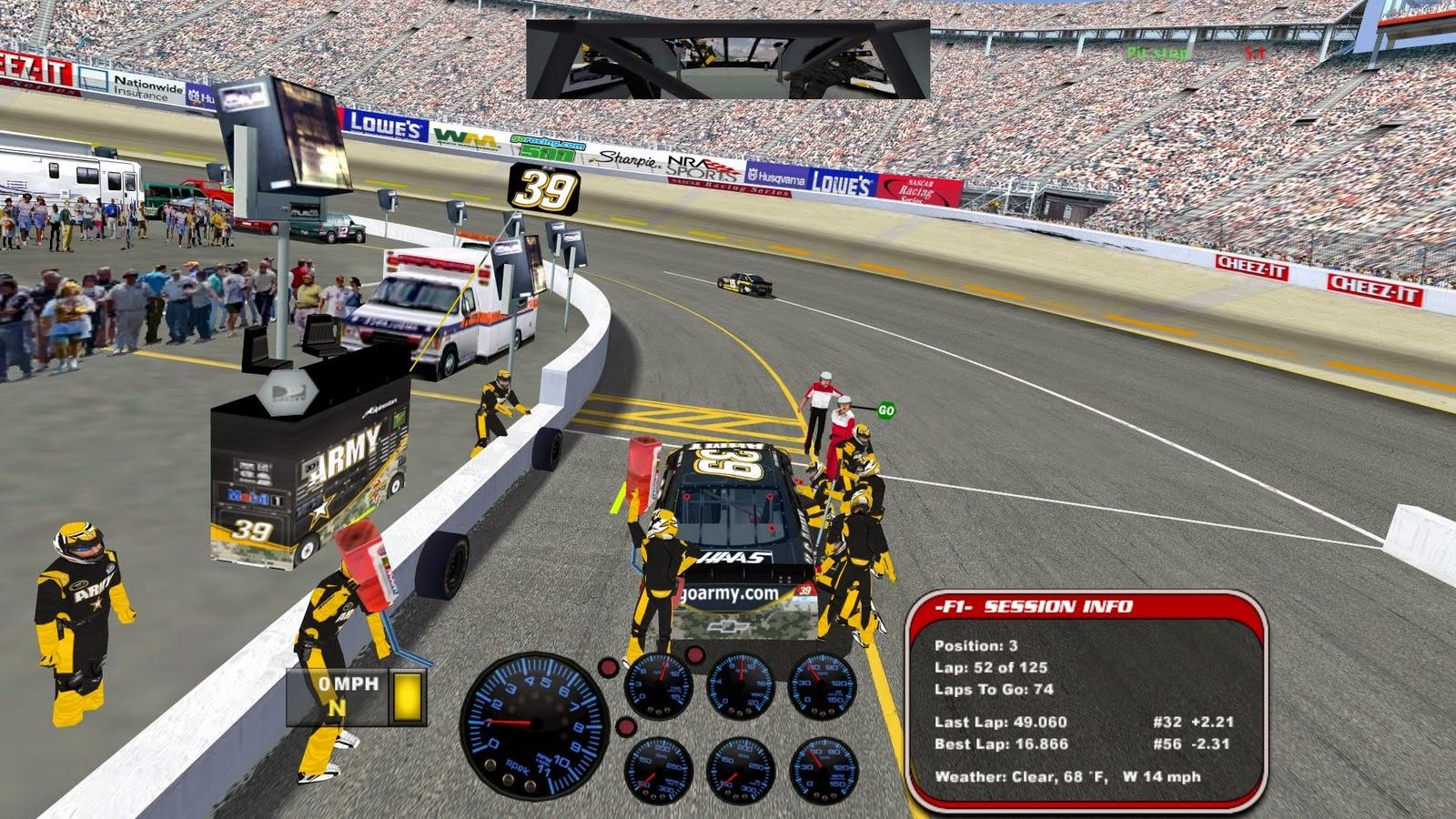 Nascar Racing 2003 Season Full Version   Download Low Spec