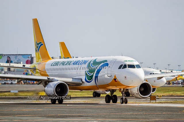 Chinese Passengers Confront Cebu Pacific Pilots