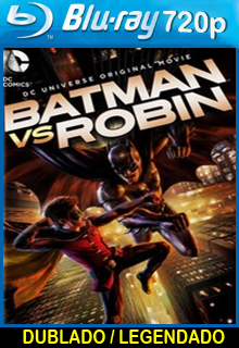 Assistir Batman vs Robin Dublado