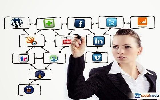 Sức mạnh từ mạng xã hội