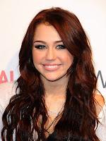 Miley Cyrus grey